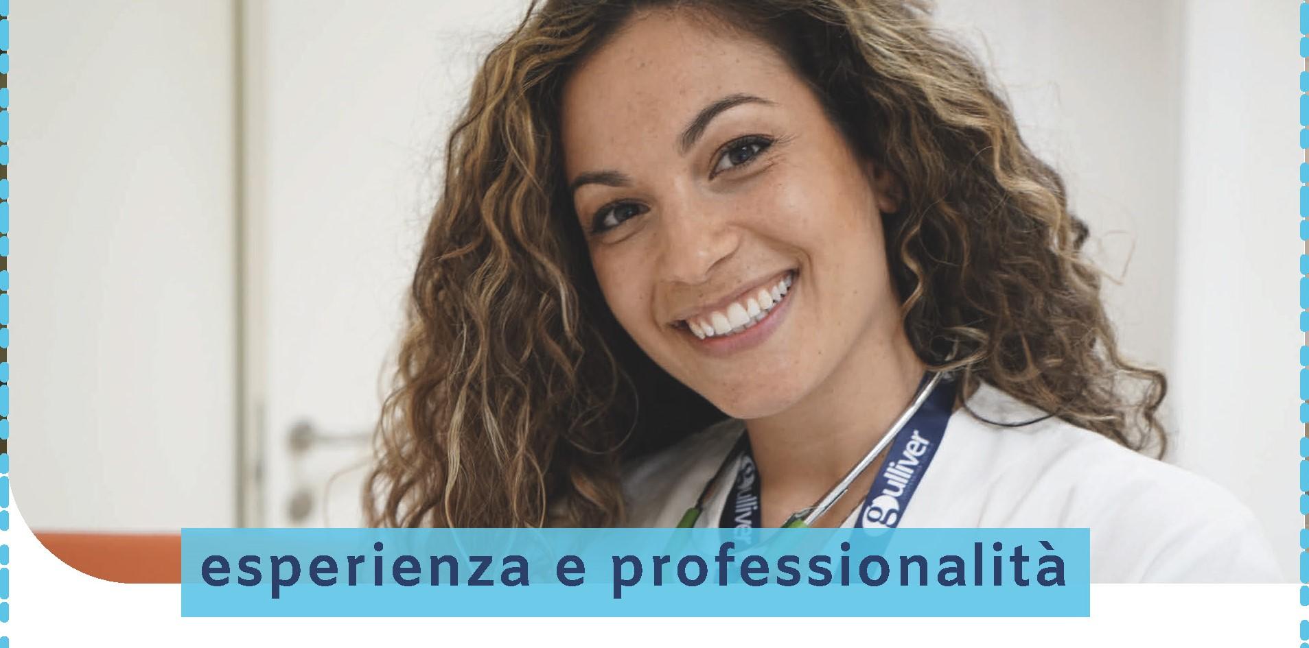 Esperienza e professionalità